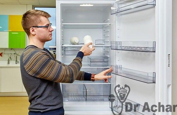 نمایندگی تعمیر یخچال آدمیرال