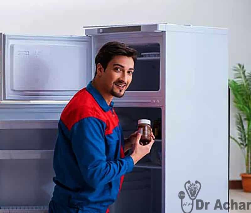 تعمیر یخچال میدیا