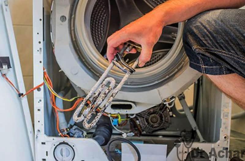 نمایندگی تعمیر ماشین لباسشویی اسنوا